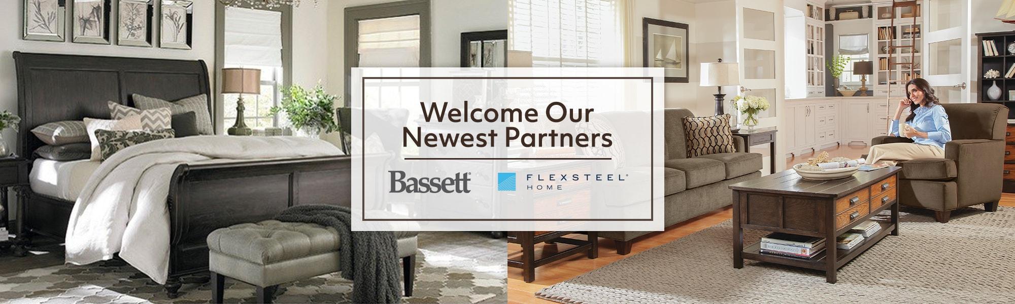 Welcome Bassett and Flexsteel
