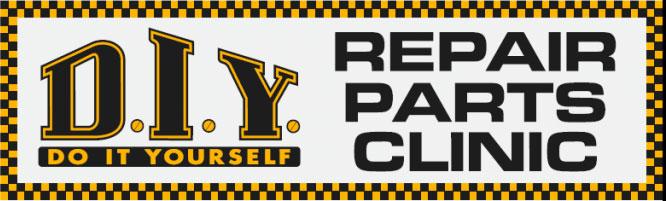 D.I.Y. Parts Banner