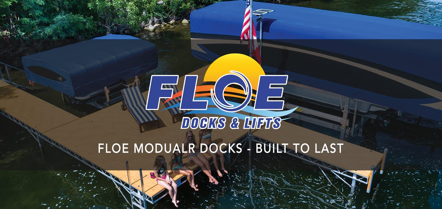 FLOE Docks & Lifts: Perfecting Sunsents Since 1983