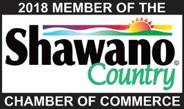 2018 Member of the Shawano County Chamber of Commerce