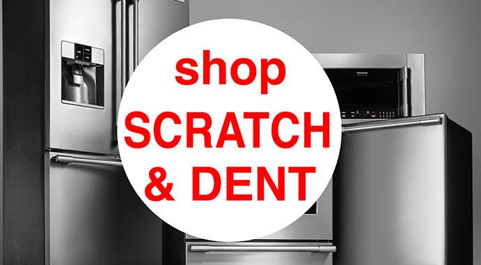 Scratch and Dent Shop