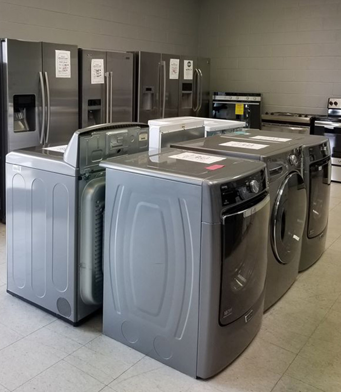 Up To 60 Off Outlet Appliances Huge Inventory Plaza Appliance Mart