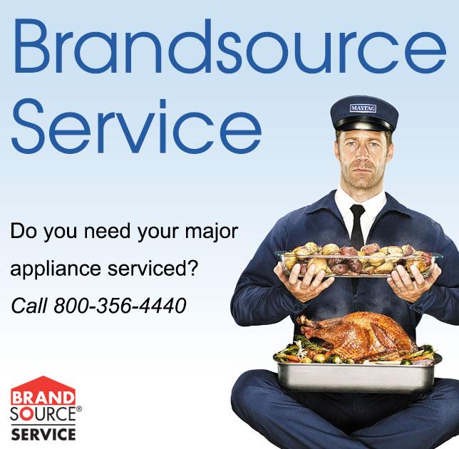 BrandSource Service