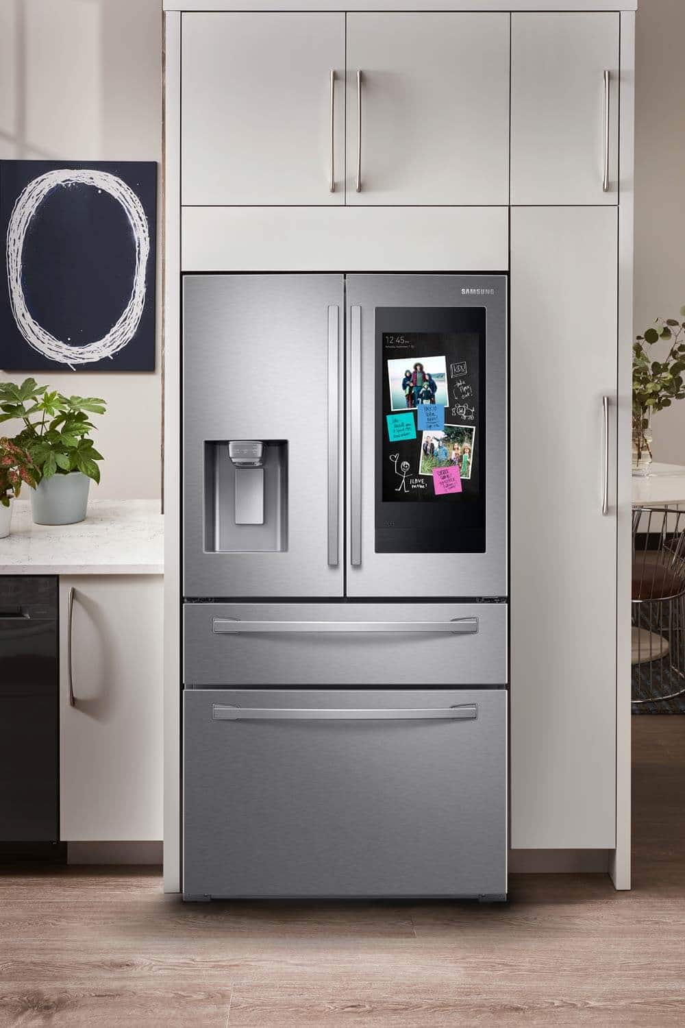 picture of a refrigerator