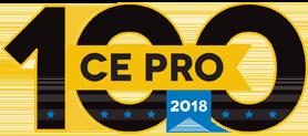100 CE PRO logo