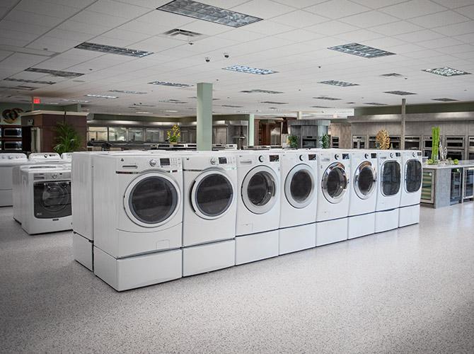 Laundry Showroom