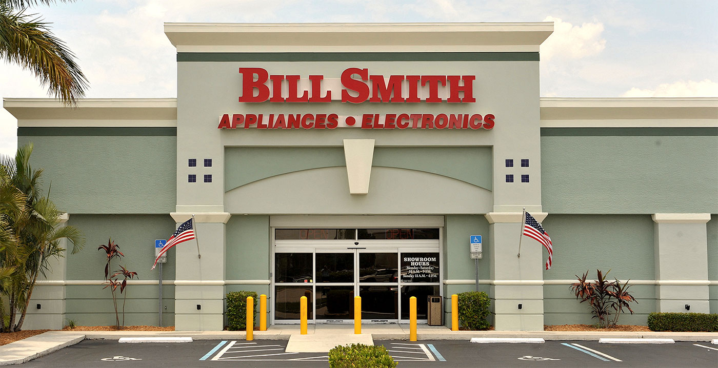 Bill Smith store front