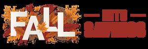 Fall into Savings Logo
