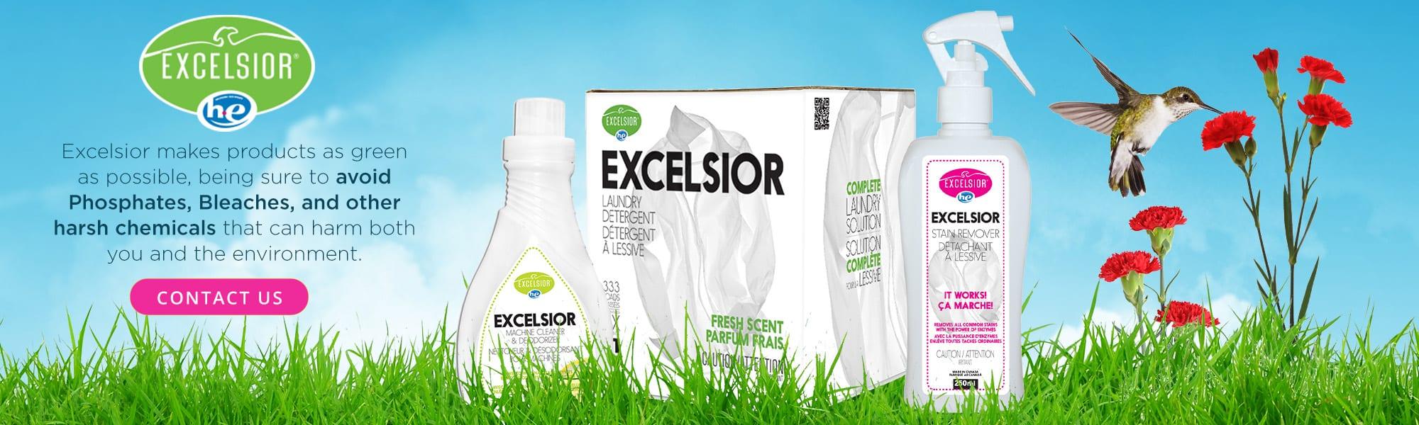 Excelsior Slide