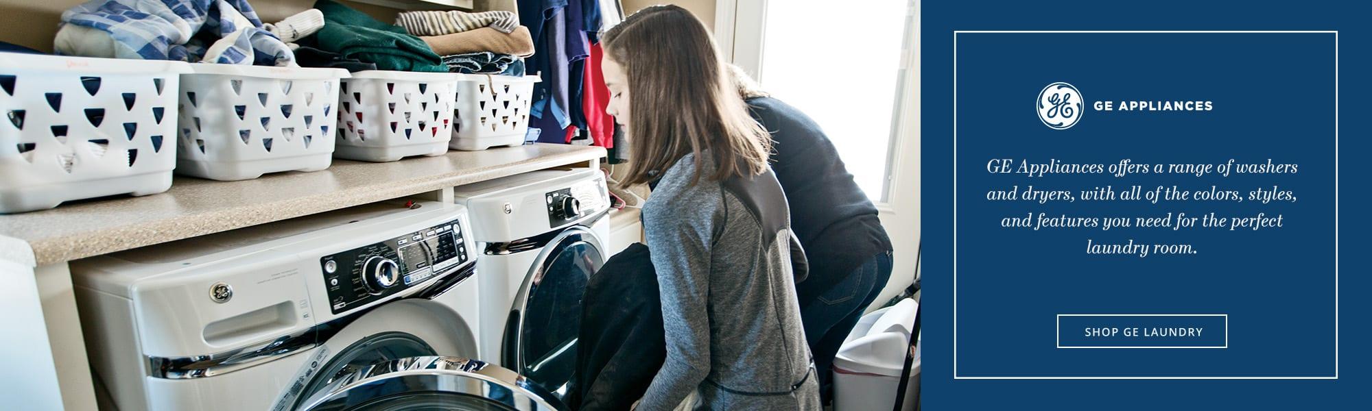 GE Laundry Appliances