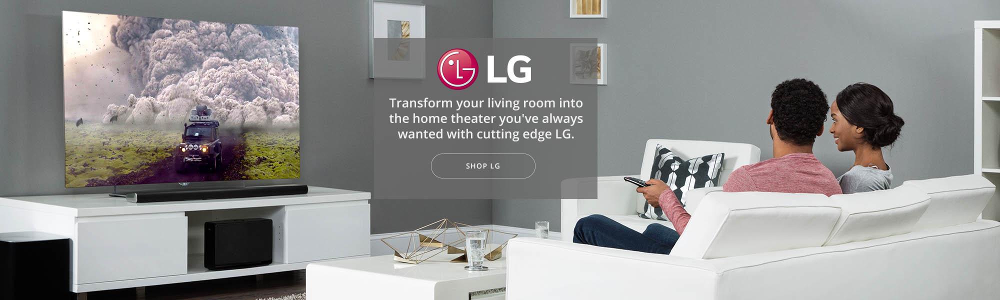 LG TV Slide