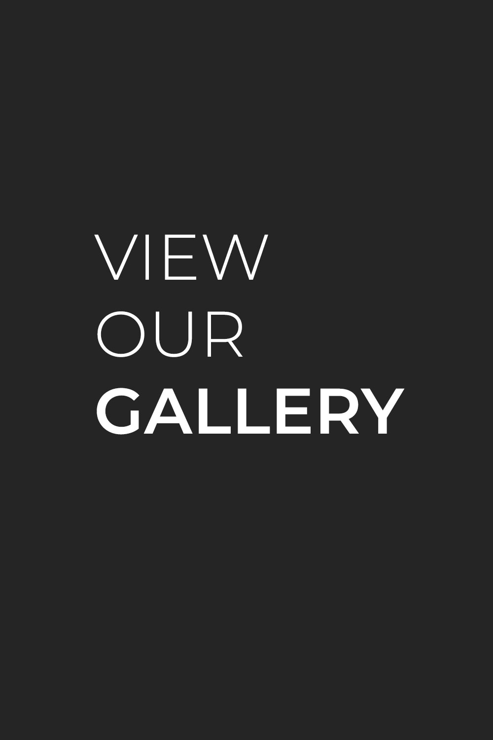 image gallery text